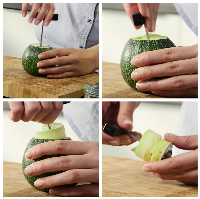 evideur legume