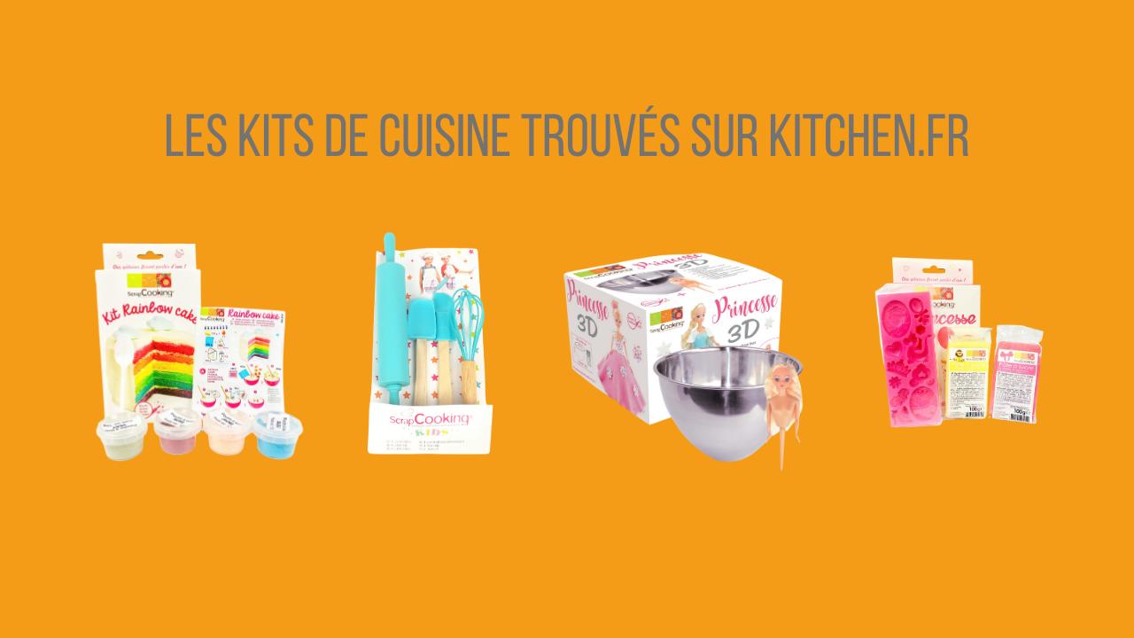 cadeau kit cuisine