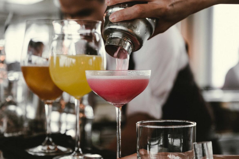 metier barman